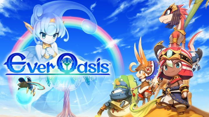 Photo of Explore The Desert And Fight Against Chaos Monsters In Ever Oasis Coming To Nintendo 3DS Today