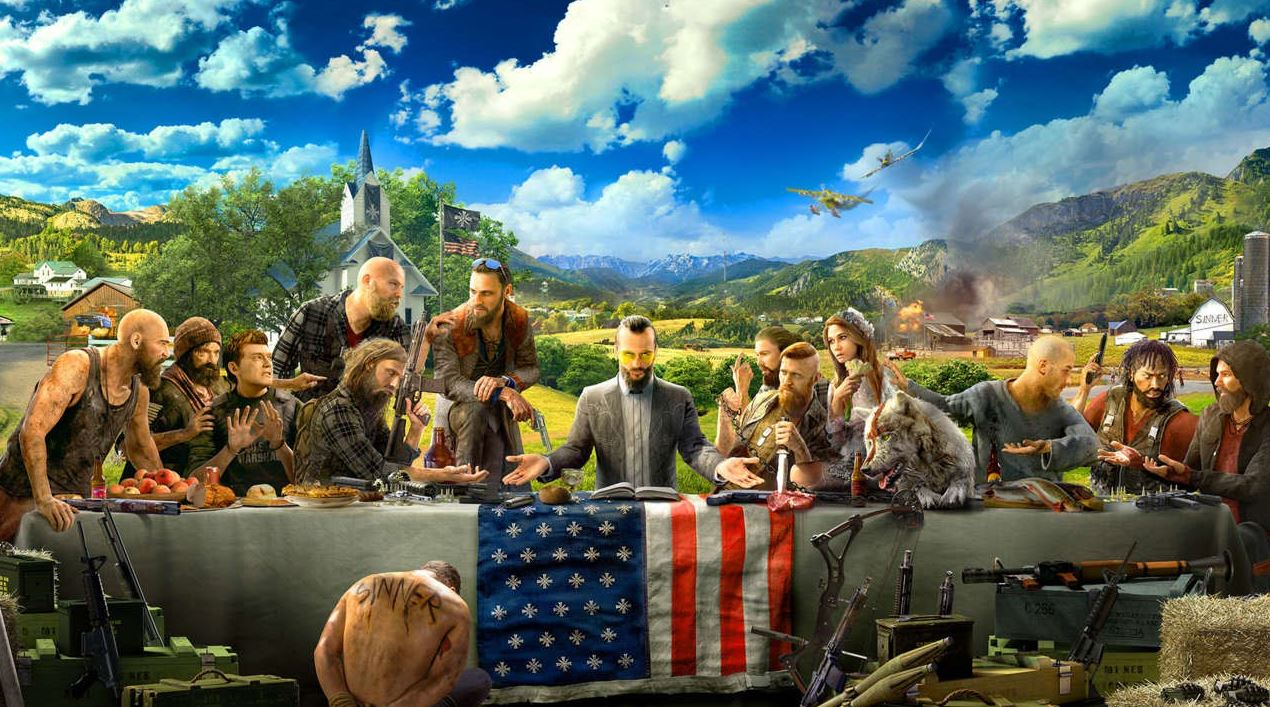 Photo of No matter how good it looks so far, Far Cry 5 may be quite provocative
