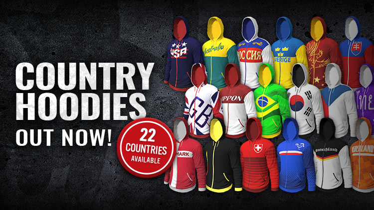 Photo of The New Country Hoodies in H1Z1 look Amazing!