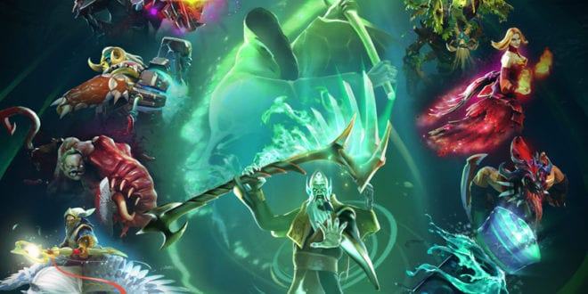 Dota 2 Immortal 12: Dota 2: Immortal Treasure II Is Now Available And Ready To