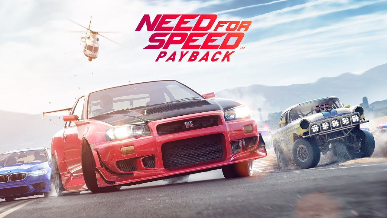 Photo of EA Changes Need For Speed Payback Progression System