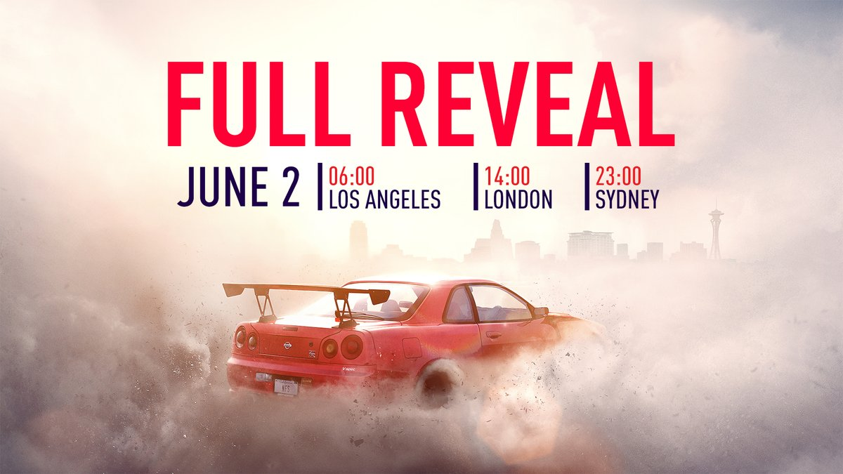 Photo of Need for Speed Will be Fully Revealed Tomorrow, June 2