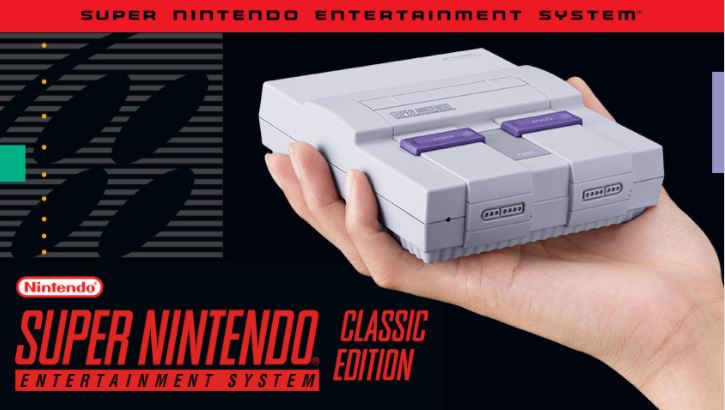 super nintendo entertainment system super nes classic edition release date