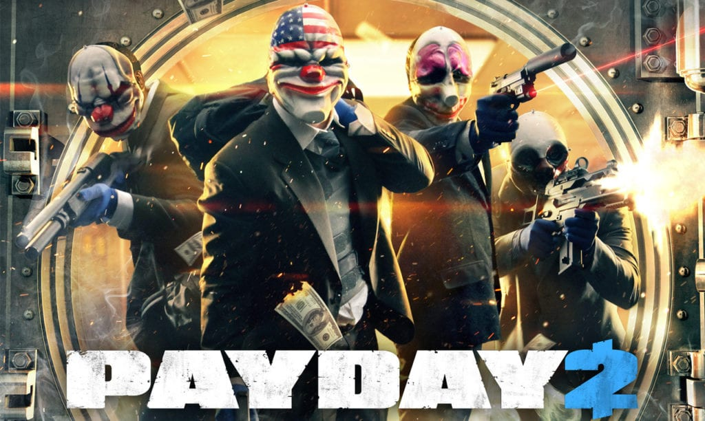 Payday 2 for free on Steam