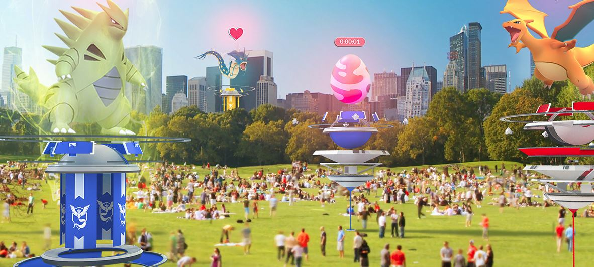 Photo of Pokemon Go Introduces The New Gym Features And Raid Battles, Here Is Everything You Need To Know