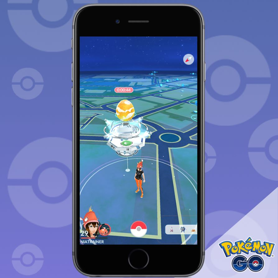Photo of Raid Beta Period Requires LvL 35 To Join The Raid Battles In Pokemon Go