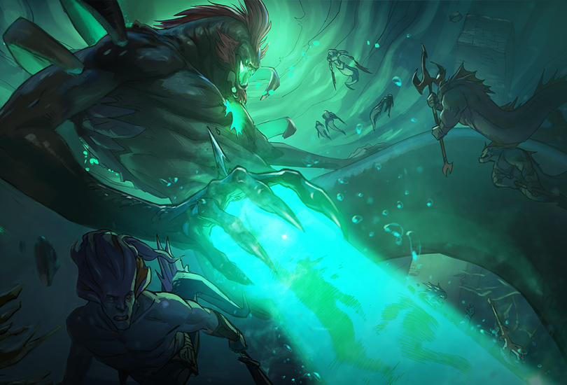 Photo of Now When TI7 is Finished, Siltbreaker Act 2 Should Arrive at any Time