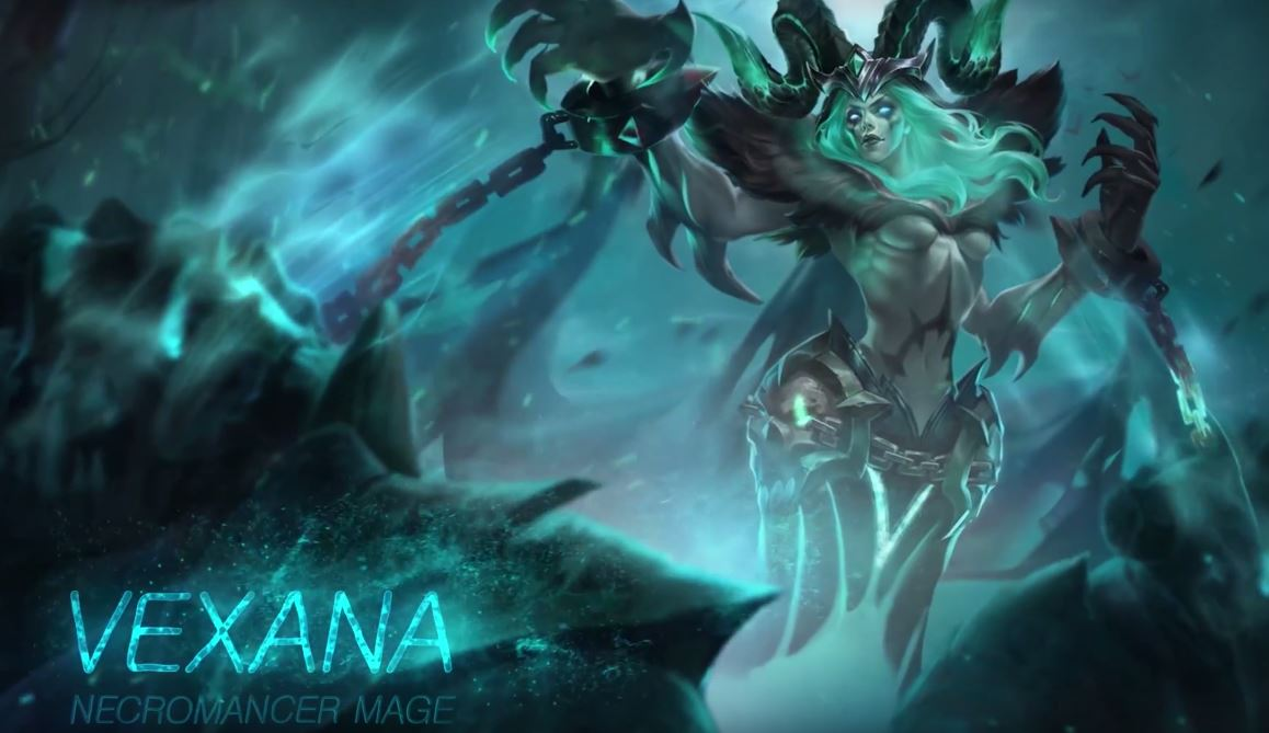Photo of Vexana Skills & Build Guide In Mobile Legends
