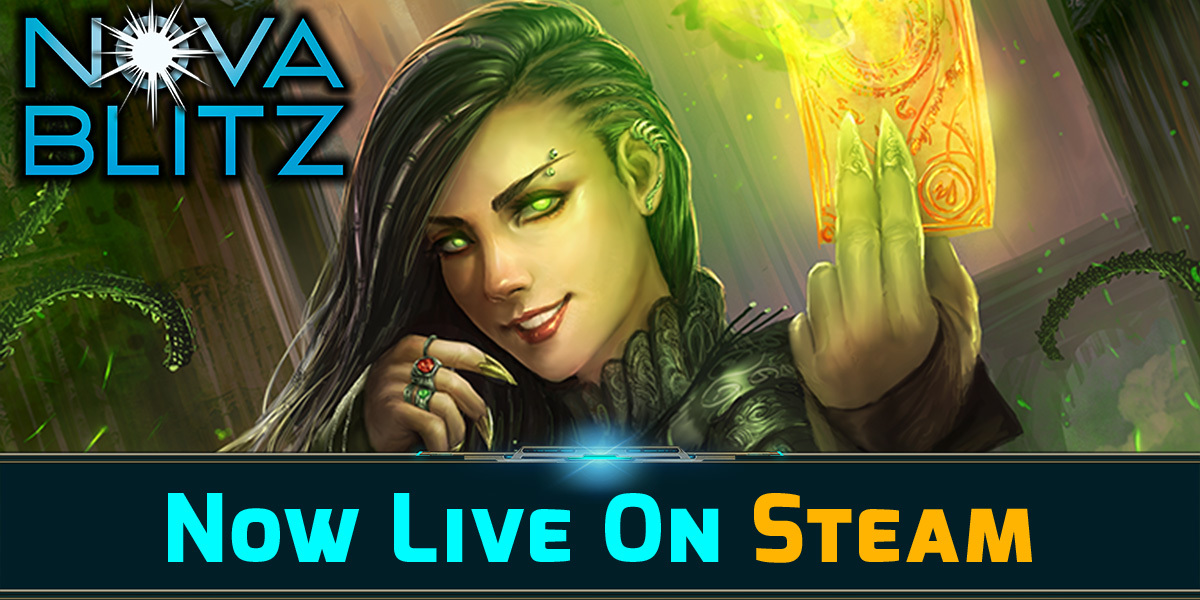 Photo of Nova Blitz is now Launched and Live on Steam
