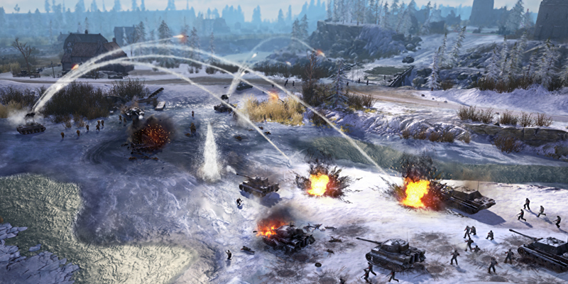 Photo of Blitzkrieg 3 Introduces Rank System for a better battle efficiency