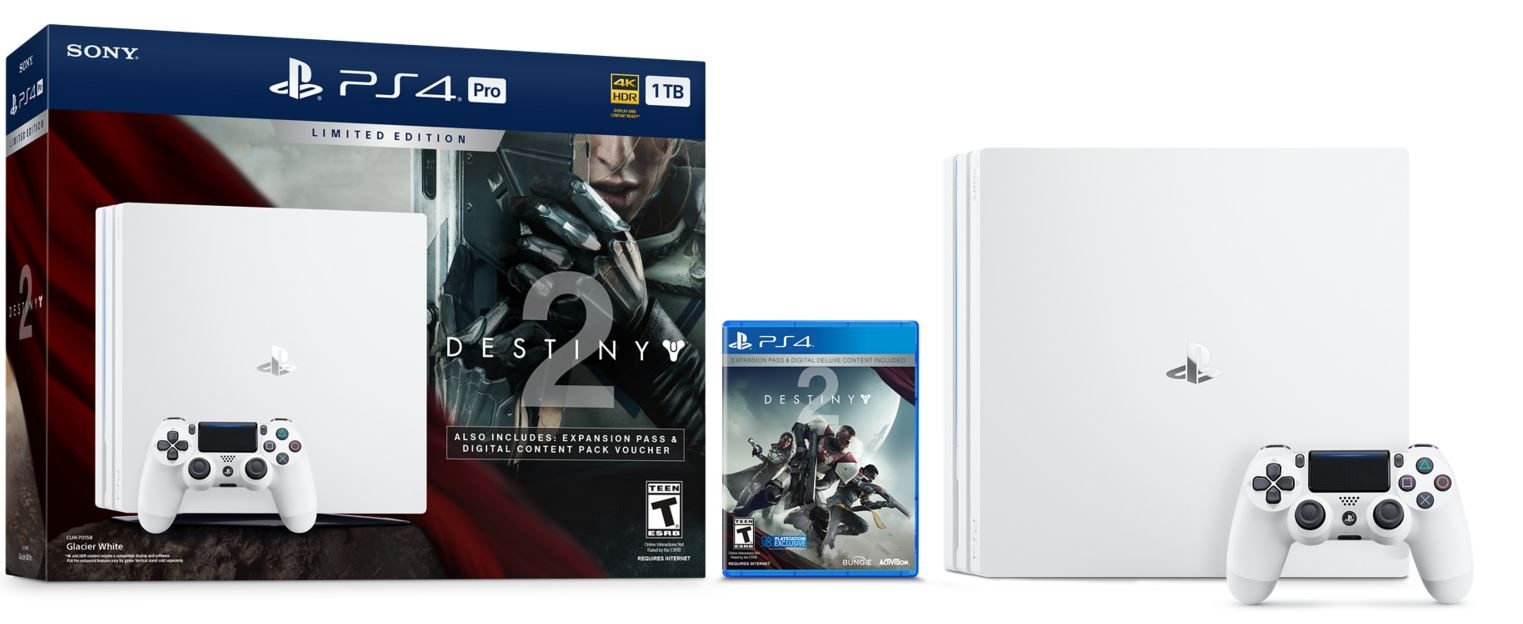 Photo of Limited Edition Destiny 2 PS4 Pro Bundle Is Now Available For Pre-Order
