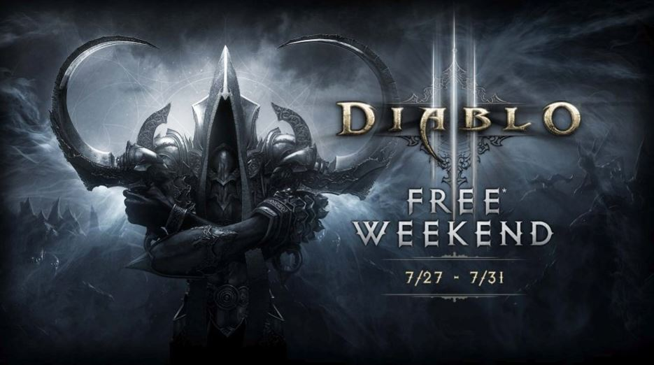 Photo of Blizzard's Diablo 3: Reaper of Souls – Ultimate Evil Edition Free Over The Weekend as Part of Free Play Days