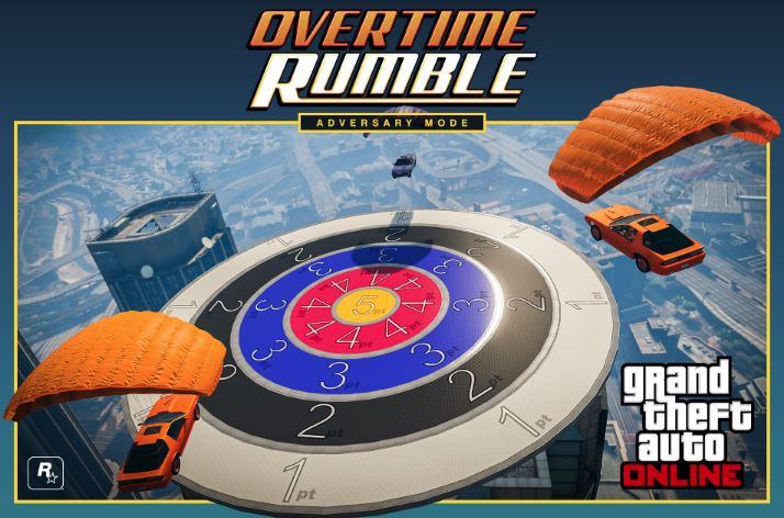 gta online overtime rumble