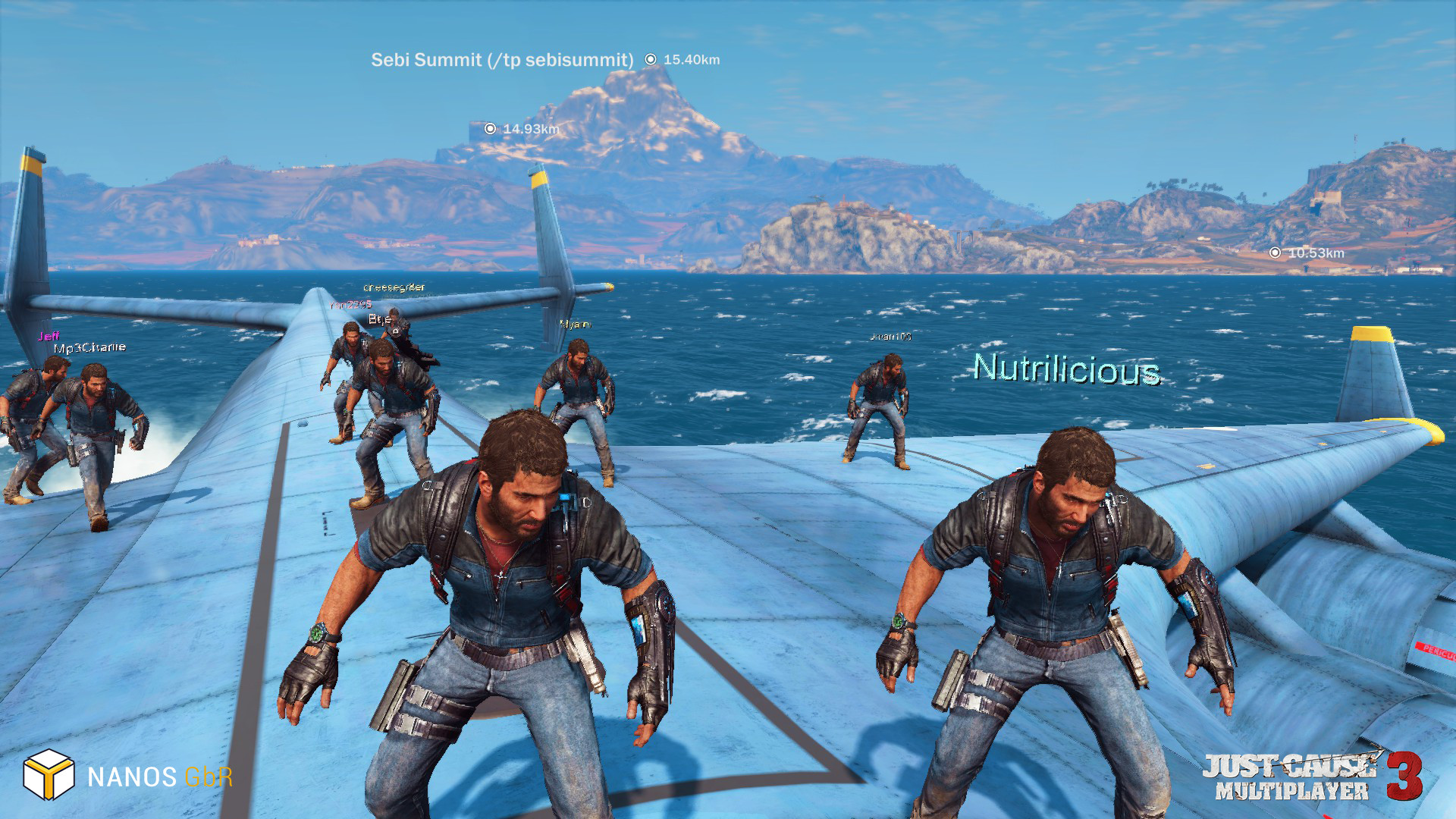 Photo of Just Cause 3: A Fan Made Multiplayer Mod is Now Available on Steam