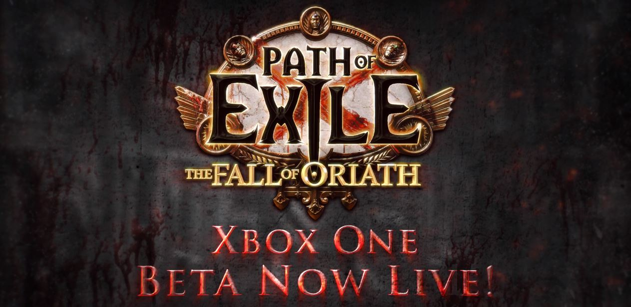 path of exile beta xbox one