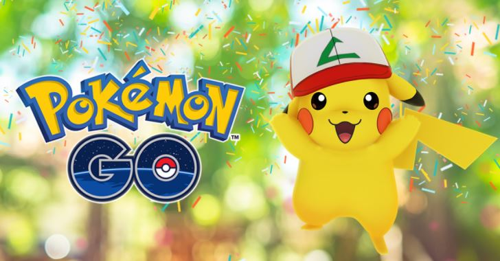 Photo of Pokemon Go Anniversary Event, Special Pikachu From July 6 Until July 24