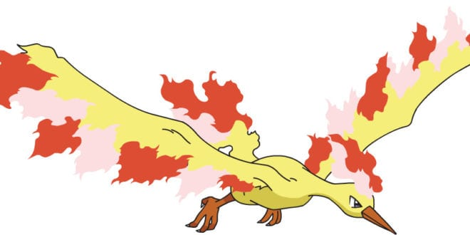 What Are The Best Counters Against Legendary Pokemon Moltres