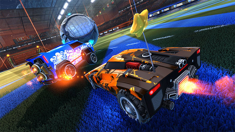 Photo of Rocket League Nintendo Switch's Split Screen Fix is in the works