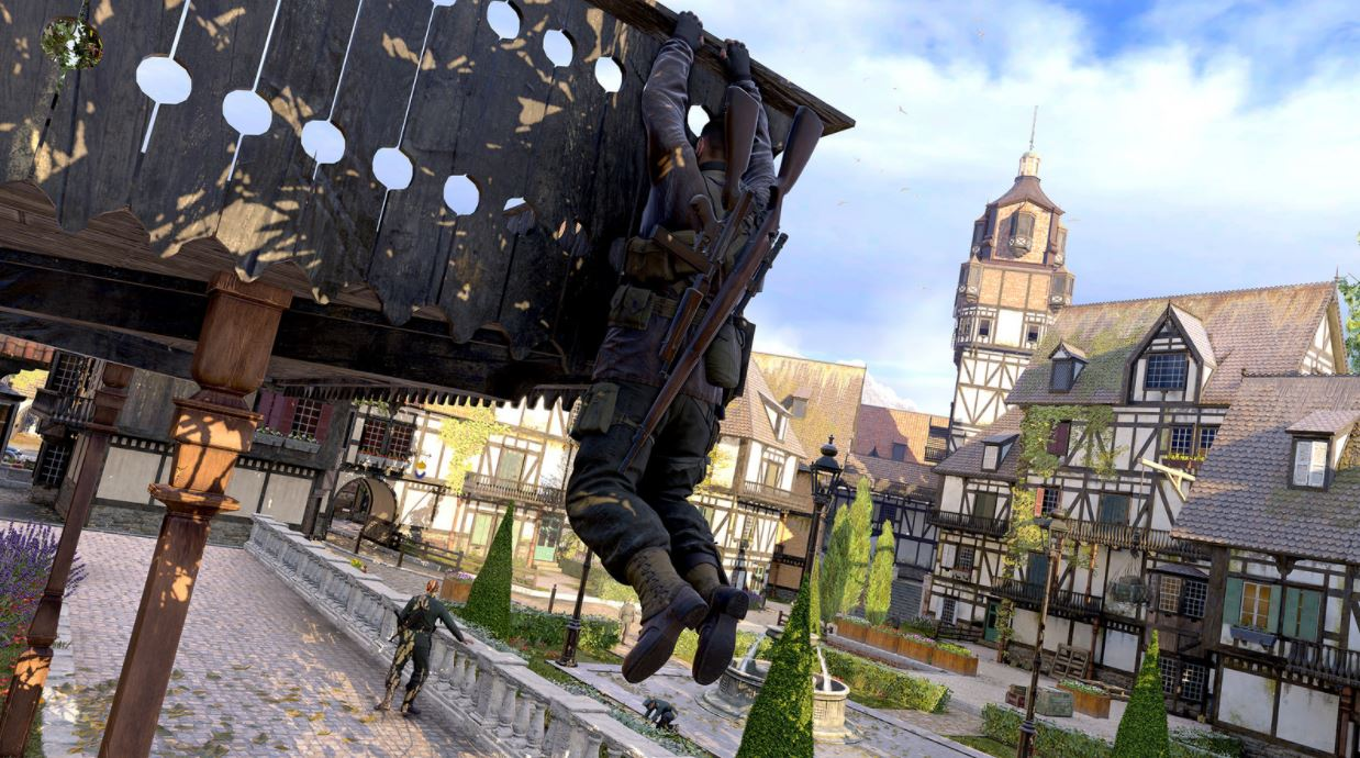 sniper elite 4 new update