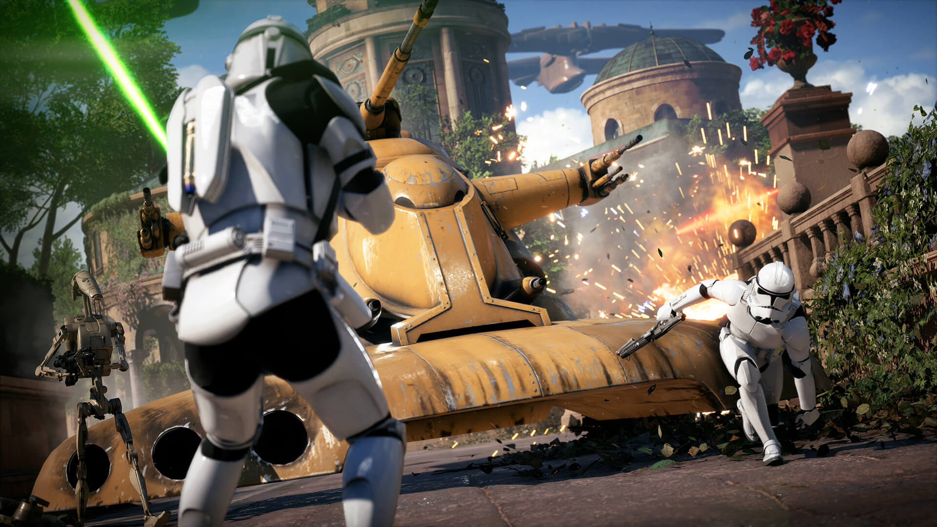 Photo of Rumor: EA Devs gave up working on Star Wars: Battlefront 2 for another AAA title