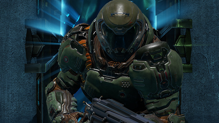 Photo of The Next Quake Champion is the Mighty DOOM Slayer, Early Access Starts Soon