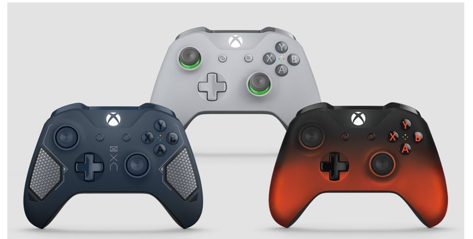 Photo of Three New Xbox Wireless Controllers are Coming, can be Paired With Xbox One and Xbox One X