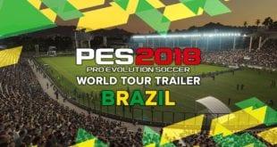 Pro Evolution Soccer 2018 Trailers