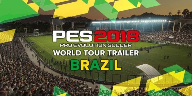 Pro Evolution Soccer 2018 Trailers