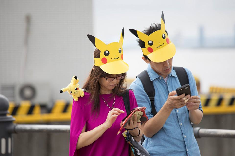 Photo of Pokemon Go Celebrates a Record-Breaking Week, Over 2 Million Players and 120 Million Pokemon Caught During Pikachu Outbreak Event