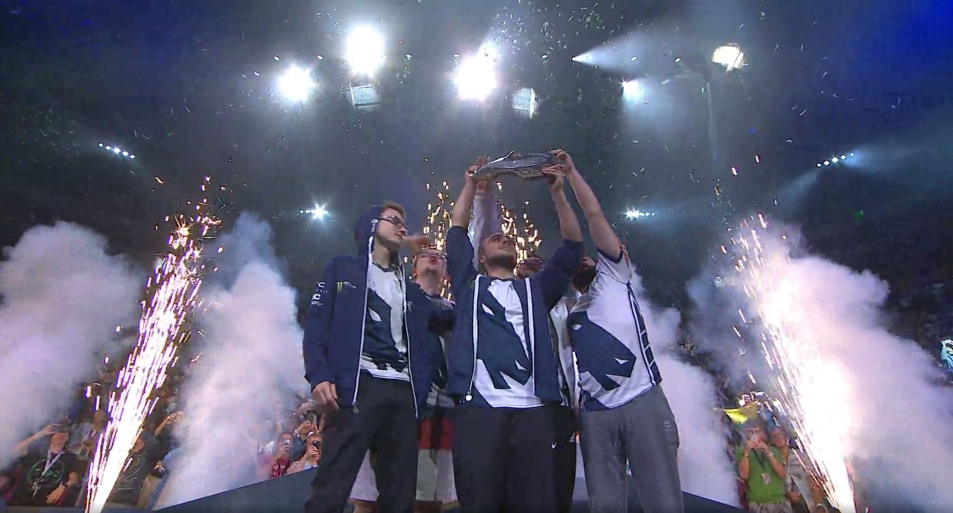 Photo of Team Liquid Has Won The International 7 Title With a Clean Sweep of 3-0 Against Newbee