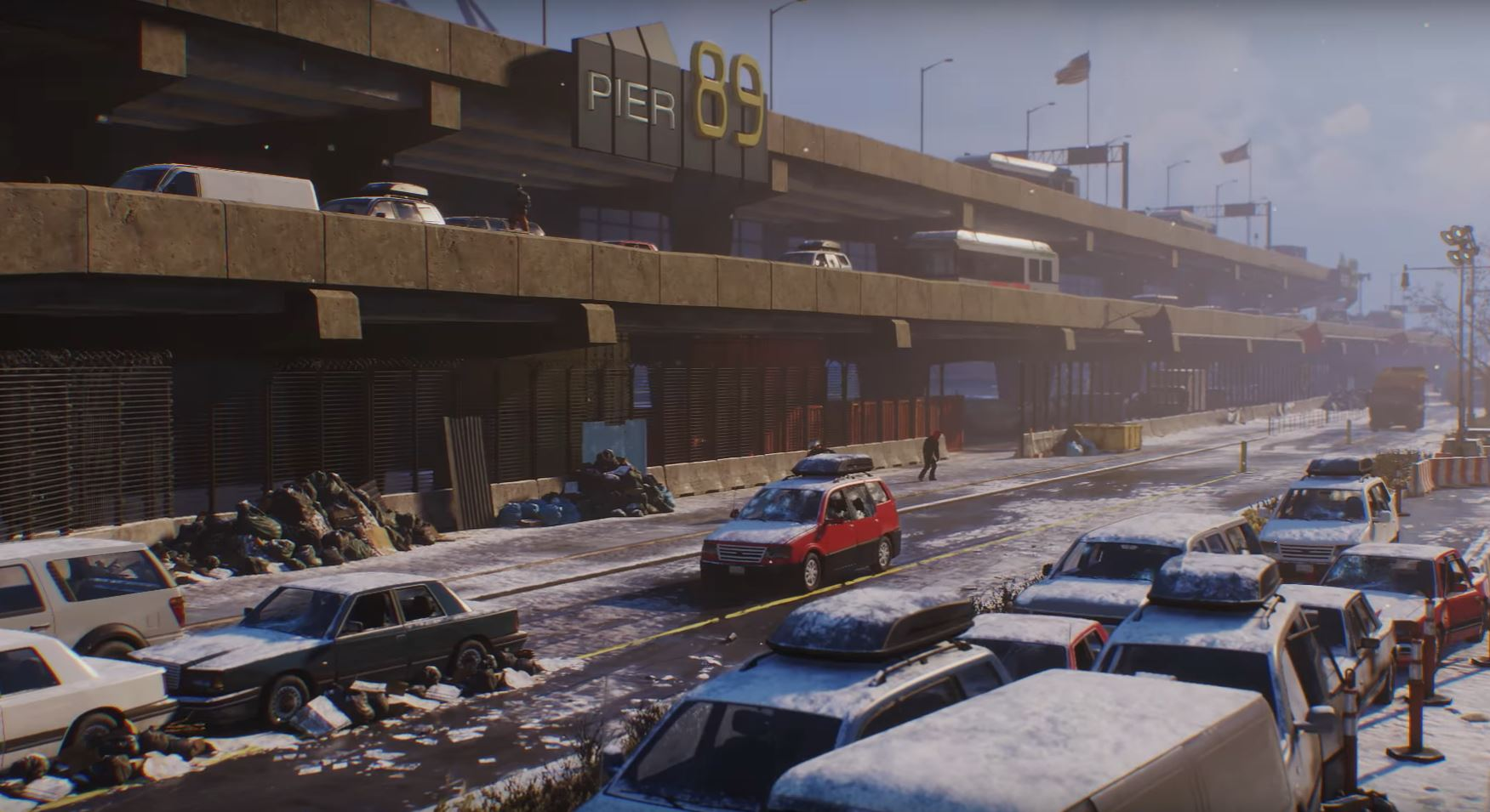 "Photo of Tom Clancy's The Division: ""Resistance"" The Biggest and Free 1.8 Update Comes This Fall"