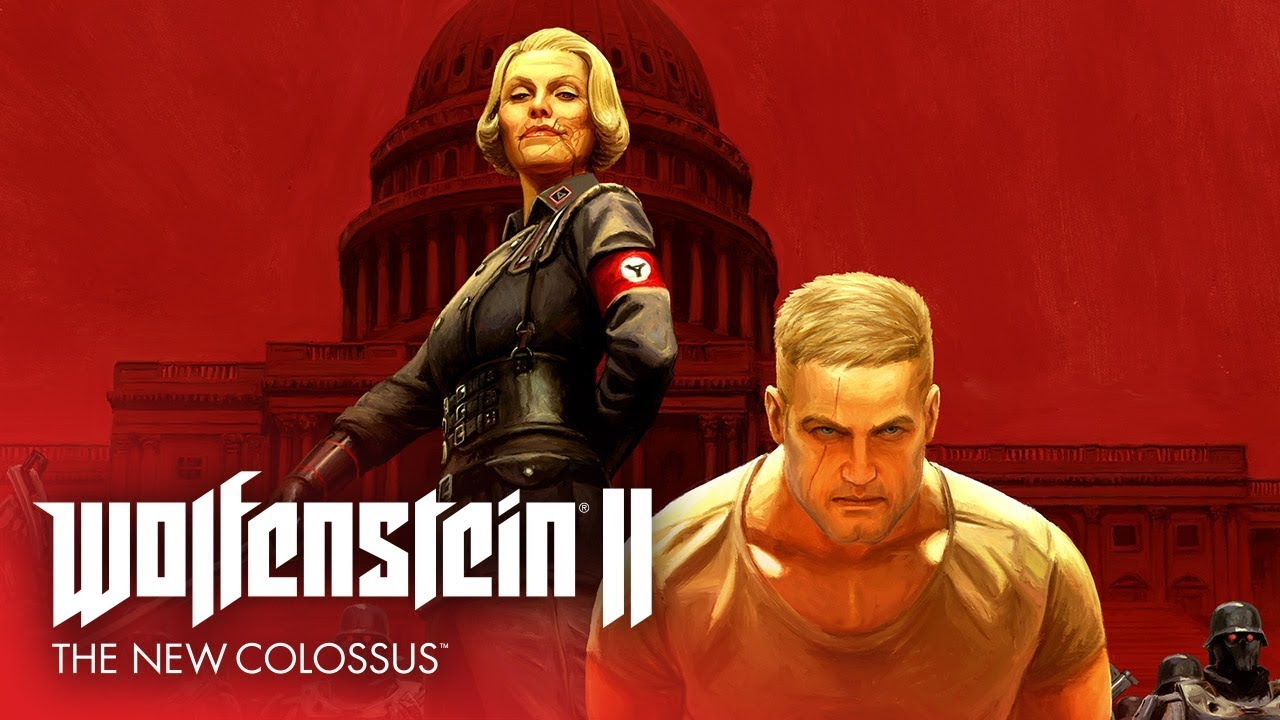 "Photo of Bethesda's Vice President Pete Hines Talks About Wolfenstein 2, ""When it comes to Nazis, you can put us down in the 'against' column"""
