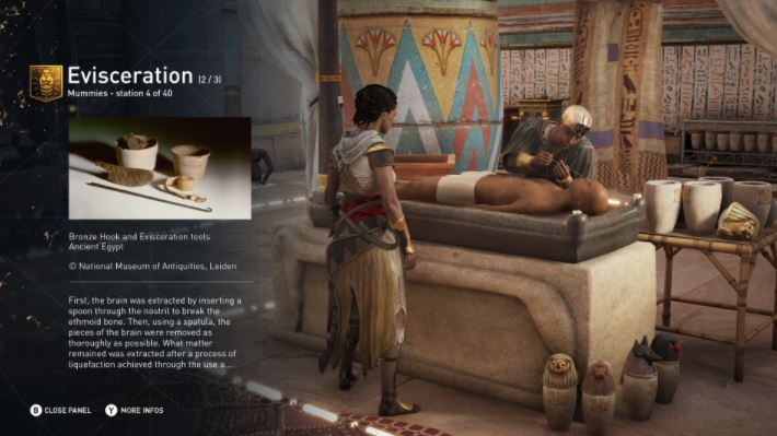 Photo of Assassin's Creed Origins Discovery Tour Update Set to Release in 2018, Here are the Details