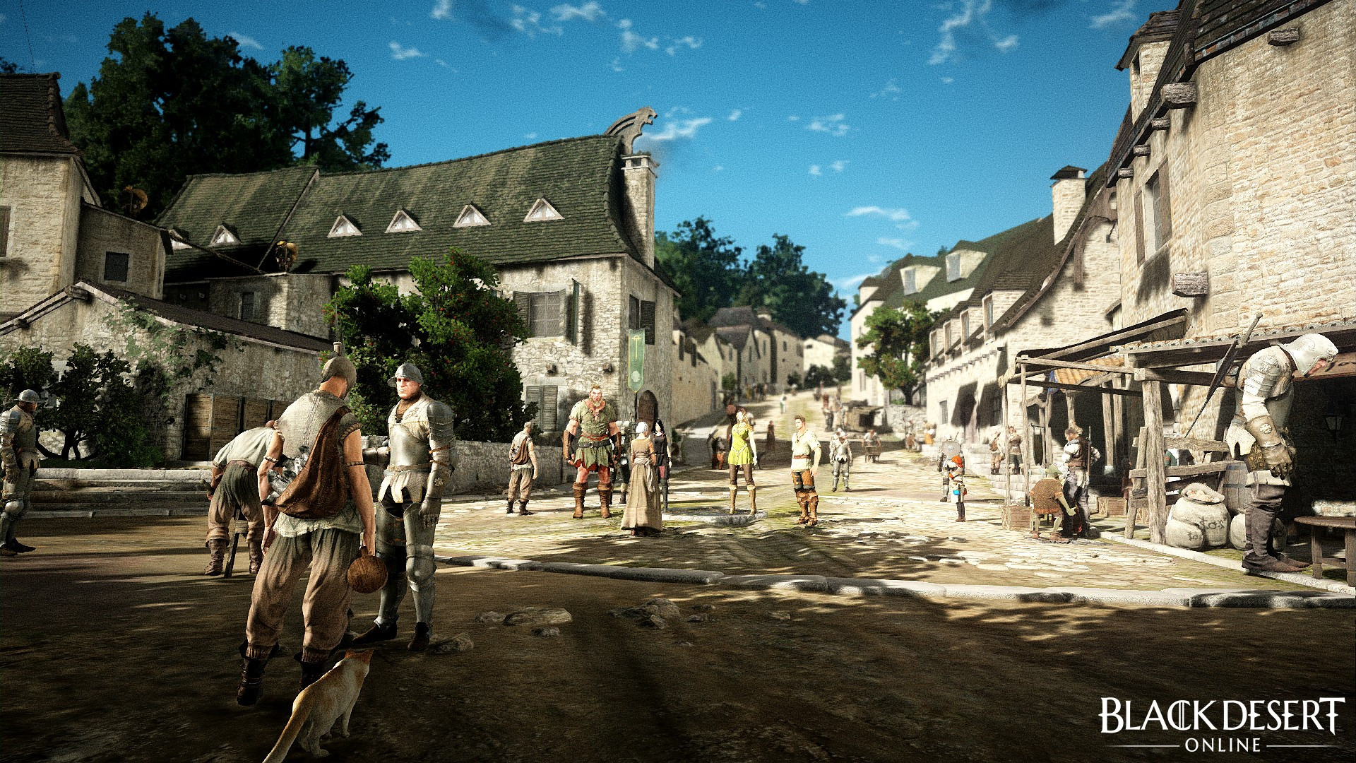 Black Desert Online S Free Kamasylvia Expansion Comes Out On 27th