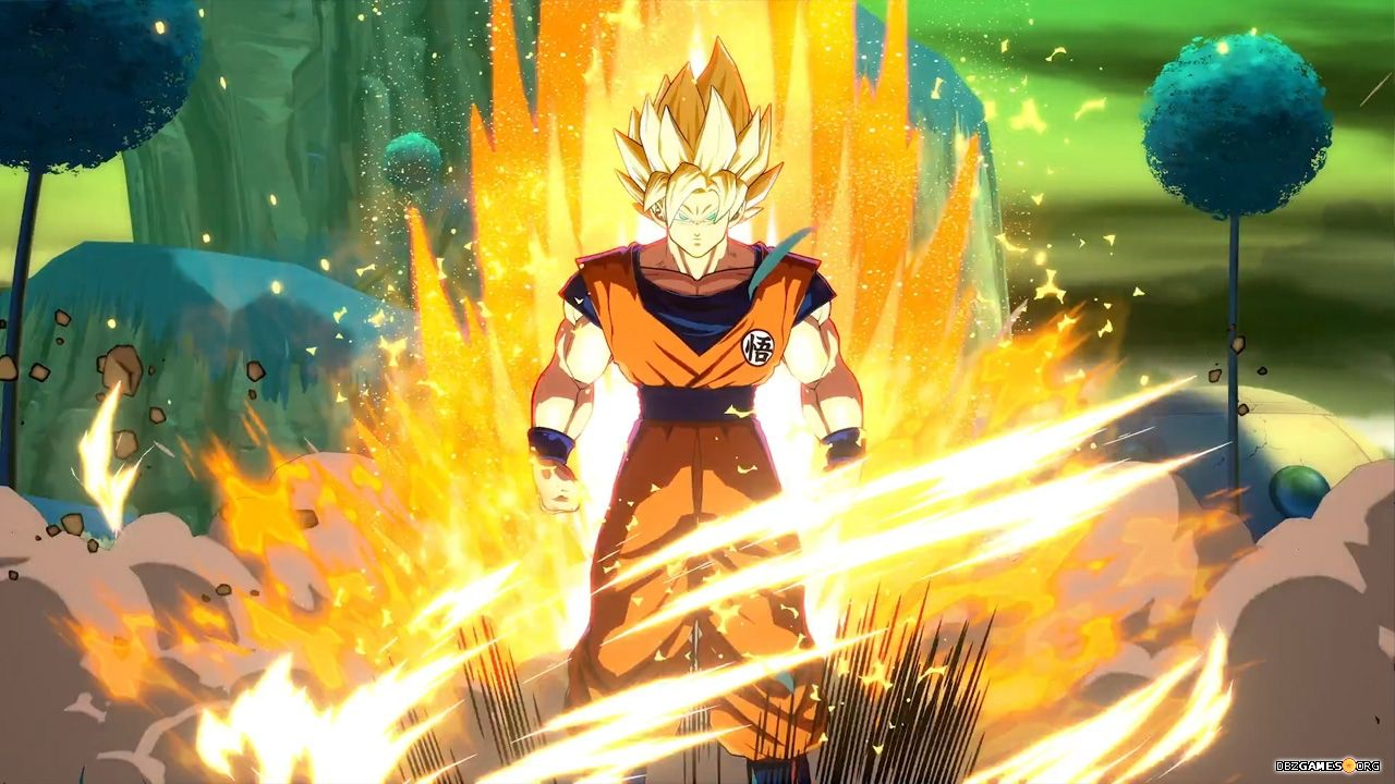 Photo of Bandai Revealed A New Original Character In Dragon Ball FighterZ