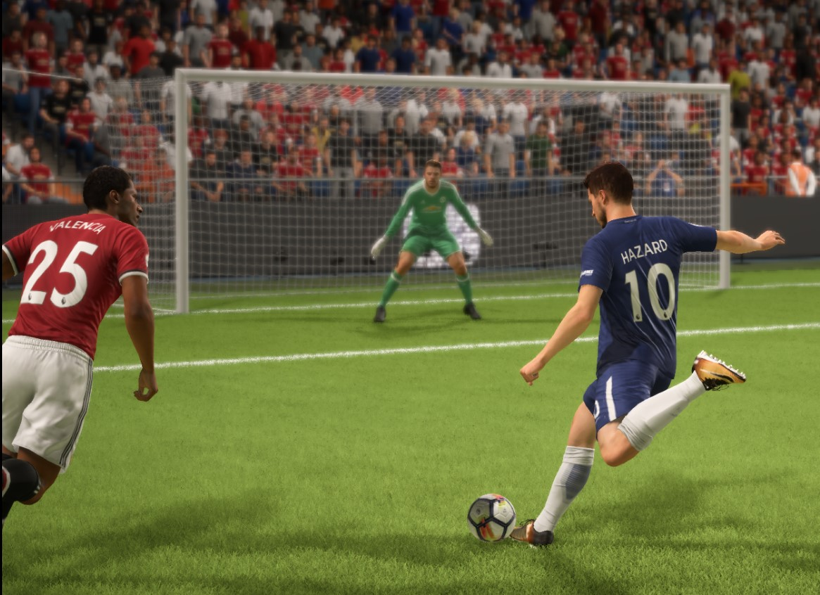 Photo of As Every Year, Is it FIFA 18 or PES 2018?