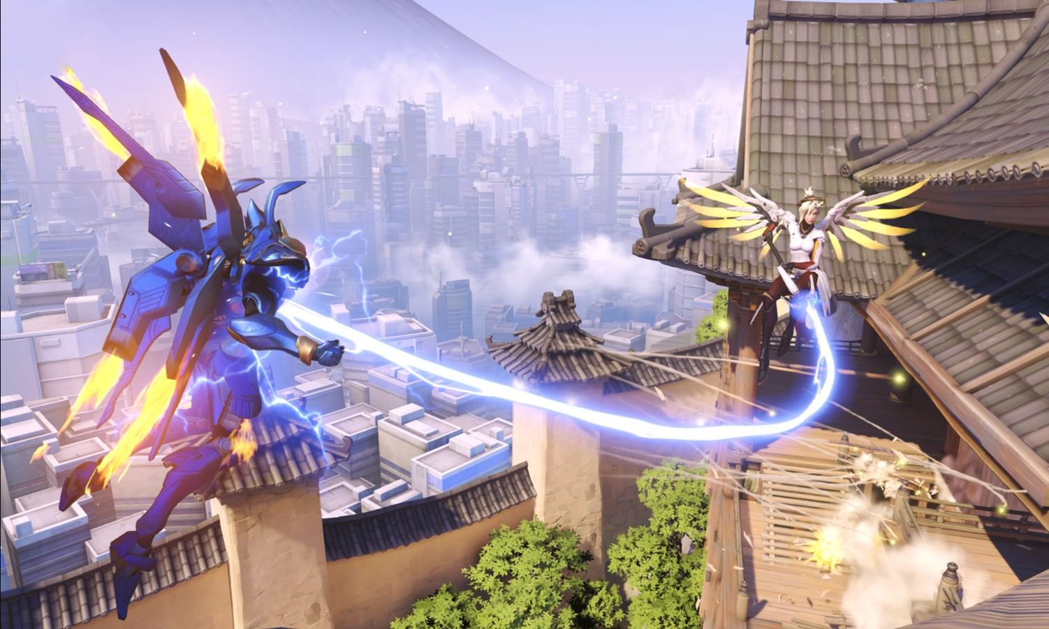 Photo of Play Overwatch for Free Starting November 17 Until November 20 on PlayStation 4, Xbox One and PC
