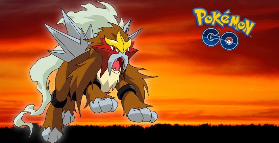 Photo of Entei Defeated By 3 Trainers, Here is a Video How to Beat the Beast With Only 3 People
