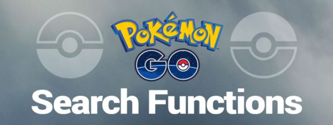 Photo of Pokemon Go Search Functions and Search Operators Guide