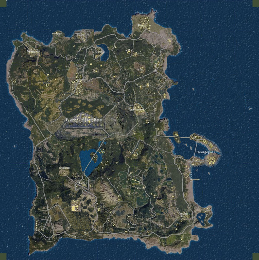Photo of What if PUBG Puts You In a Randomly Generated Island Every Consecutive Game