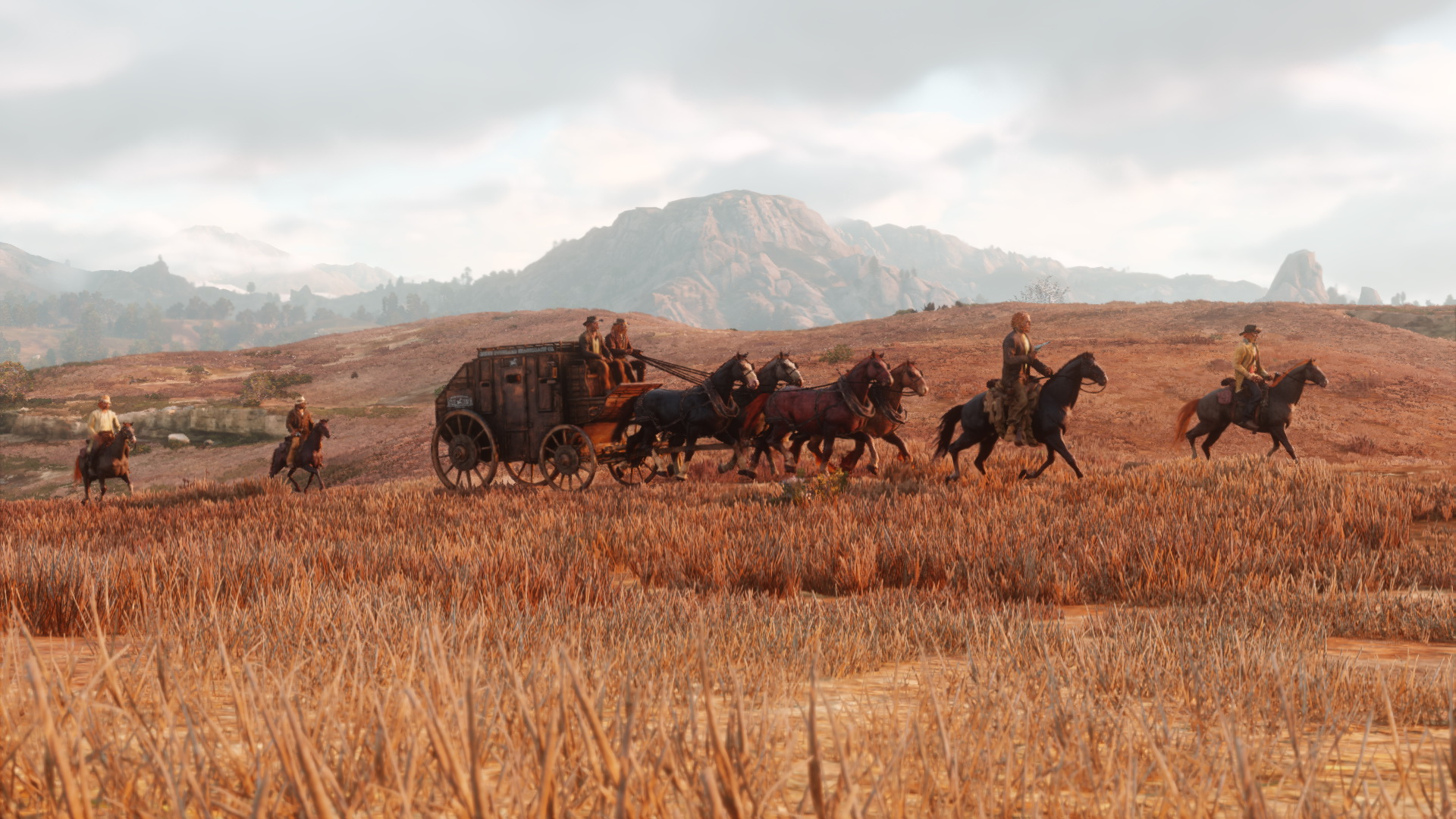Photo of Red Dead Redemption 2 Map to be Massive, larger than any previous Rockstar title