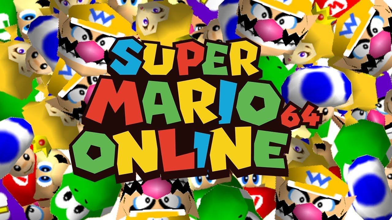 24 Player Super Mario 64 Online is Available To Download