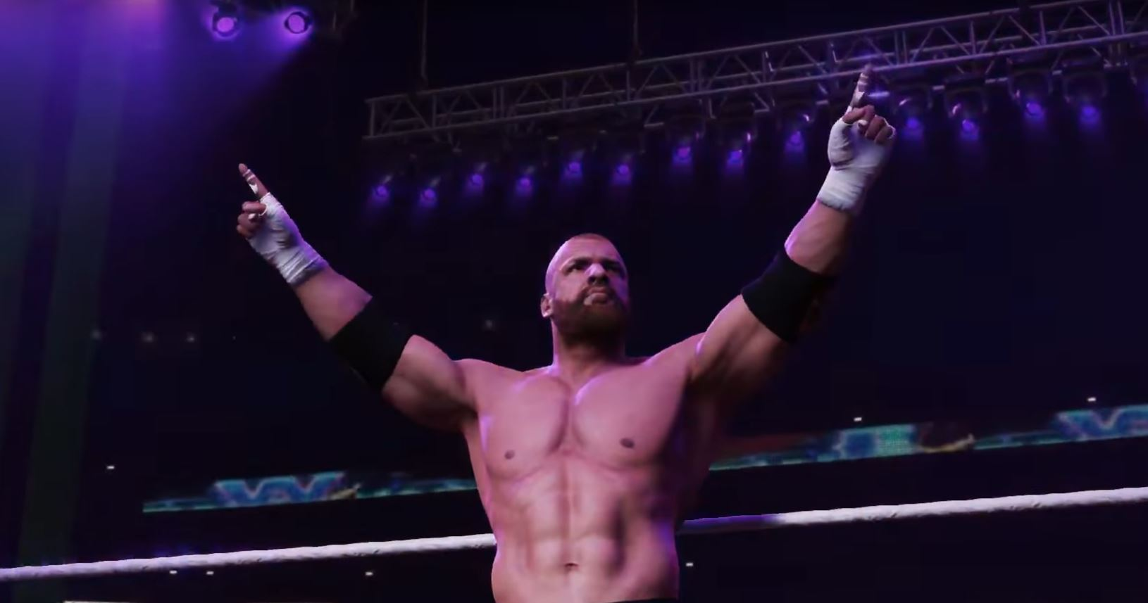 Photo of Take a look at the First Gameplay Trailer of WWE 2K18
