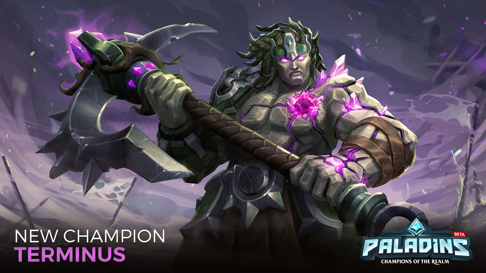 Photo of Paladins Patch OB61 Adds New Champion – Terminus, The Fallen