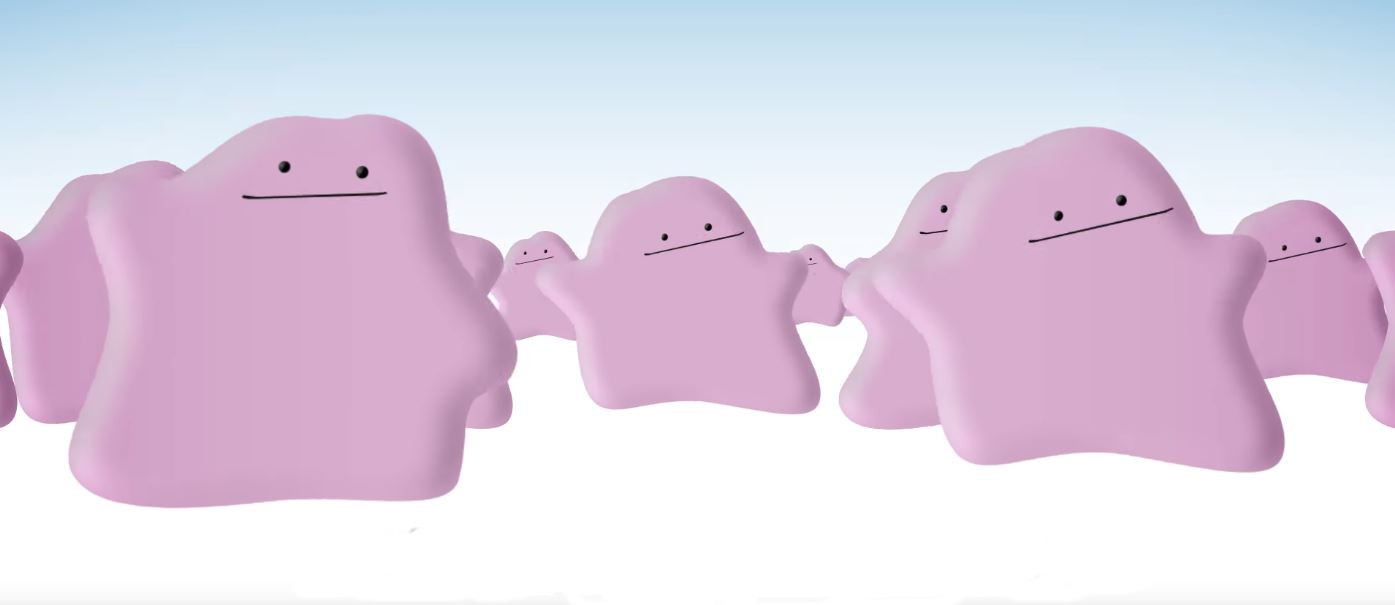 Photo of Pokemon's Ditto Has its Own Song and its 'Rocking' the Pokemon World, Everyone Together Meta, Meta, Mon, Mon