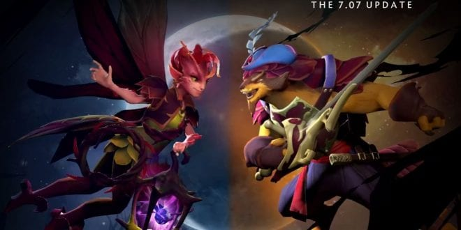 Dota 2 Dueling Fates Update 7.07