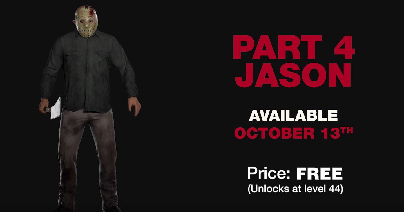 Photo of Friday 13th New Free Update Brings New Map, Counselor, Jason 4 and 2XP Weekend