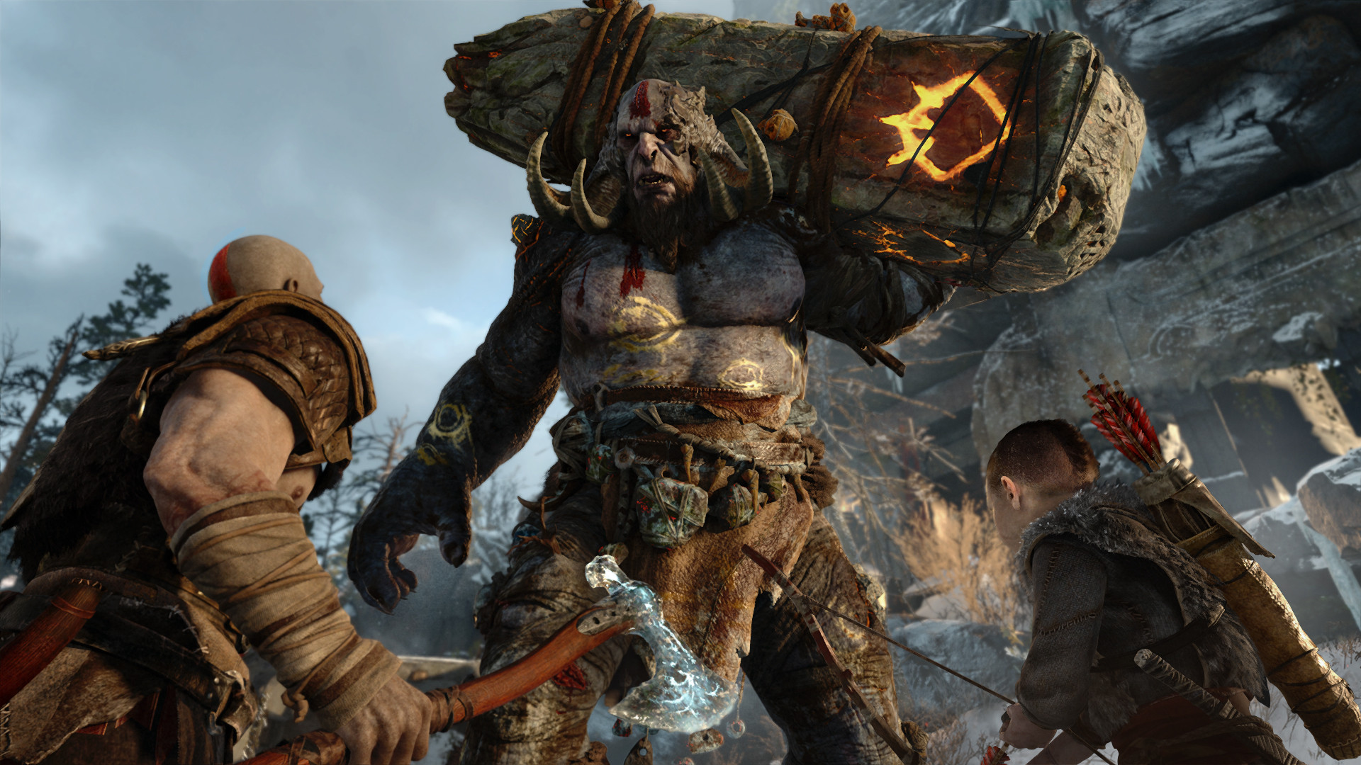 Photo of God of War Difficulties & HUD Options discovered, Improves AI as it goes harder