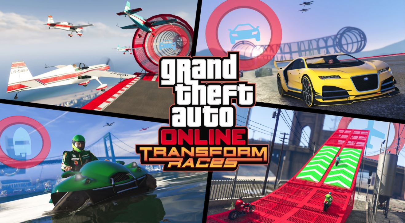 Photo of Next Evolution of Stunt Racing, New Adversary Modes, Dogfight and New Vehicles Coming to GTA Online this Year