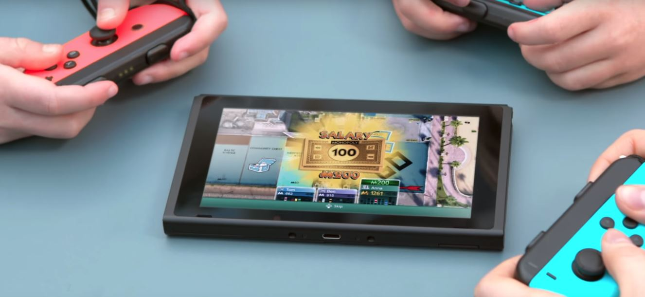 Photo of Monopoly is Now Available on Nintendo Switch